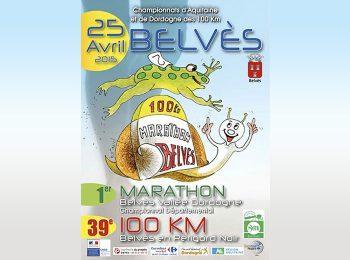 100 km Belvès